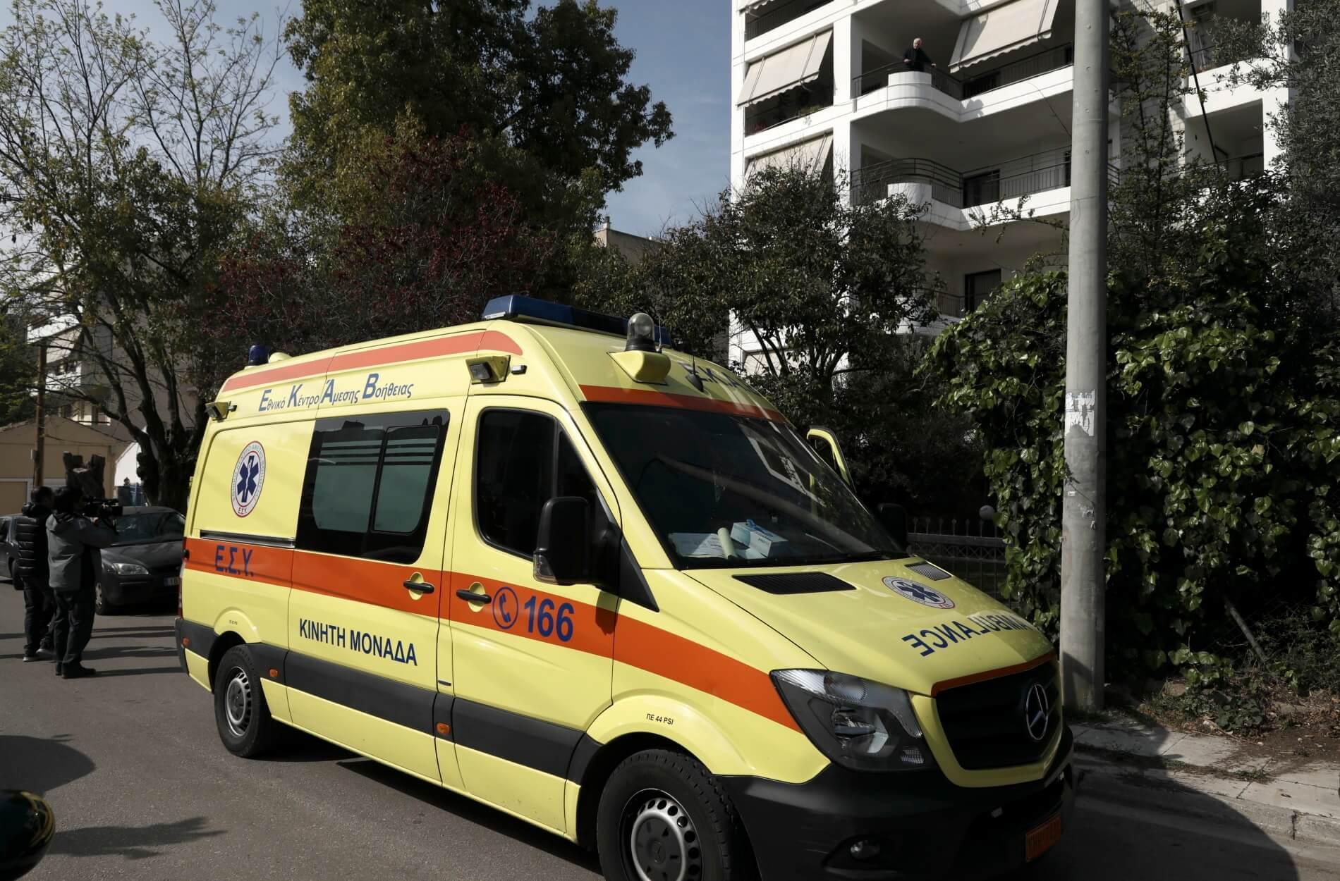 Αυτοκτονία σοκ στην Καλογρέζα: 87χρονος κρεμάστηκε στο μπαλκόνι του