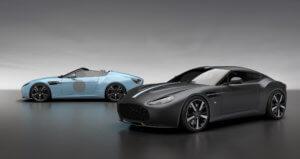 H Aston Martin Vantage V12 Zagato επιστρέφει σε Coupé και Speedster μορφή