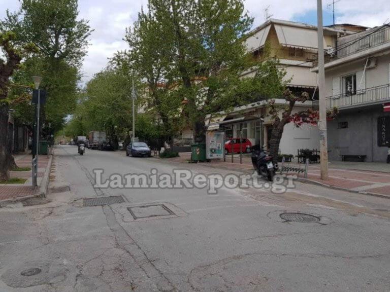 Αυτοκίνητο παρέσυρε μαθήτρια στη Λαμία
