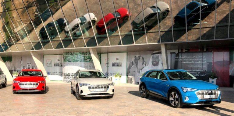 Η Audi μειώνει την παραγωγή του e-tron λόγω έλλειψης μπαταριών