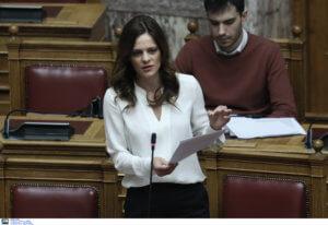 Εκλογές 2019 – Αχτσιόγλου: Ζητάμε την ψήφο των πολιτών για να υπερασπιστούμε τις κατακτήσεις του