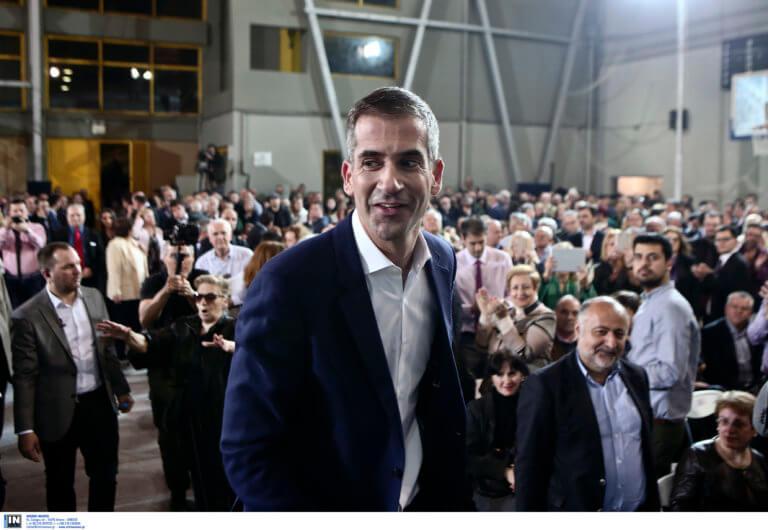 Εκλογές 2019 – Μπακογιάννης: «Θα κόψουμε το λαιμό μας να κάνουμε τη δουλειά μας»