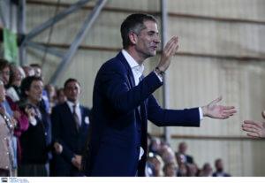 Εκλογές 2019: Ο Κώστας Μπακογιάννης παρουσιάζει το πρόγραμμά του