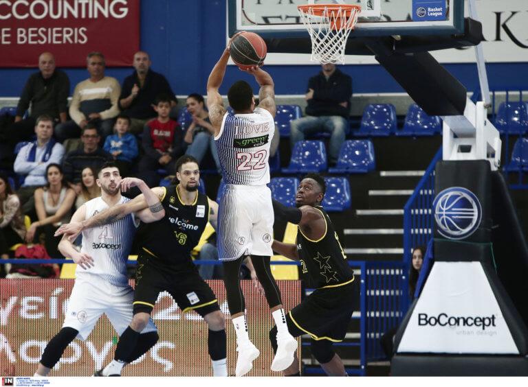 Basket League: Στα πλέι οφ ο Χολαργός! Τα αποτελέσματα της αγωνιστικής