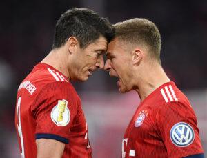 Κύπελλο Γερμανίας: Στα ημιτελικά με «τρελό» τρόπο η Μπάγερν Μονάχου! 5-4 τη Χάιντενχαϊμ