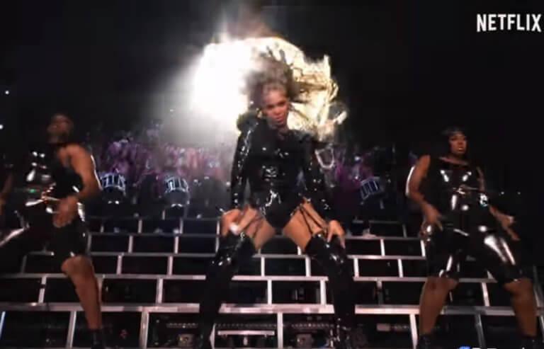 Στο Netflix ντοκιμαντέρ για τη θρυλική εμφάνιση της Beyonce στο Φεστιβάλ Coachella