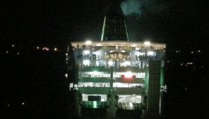 """Κρήτη: Επέστρεψε άρον – άρον στην Σούδα το πλοίο """"Blue Galaxy"""""""