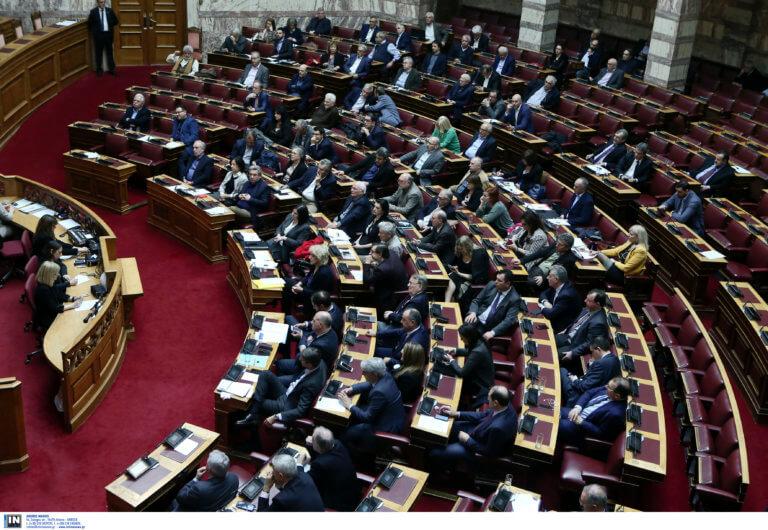Βουλή: Χαμός με Καμμένο, Πολάκη, Λοβέρδο!