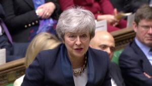 "Brexit: ""Μέι παραιτήσου"", φώναζε βουλευτής στο κοινοβούλιο – video"