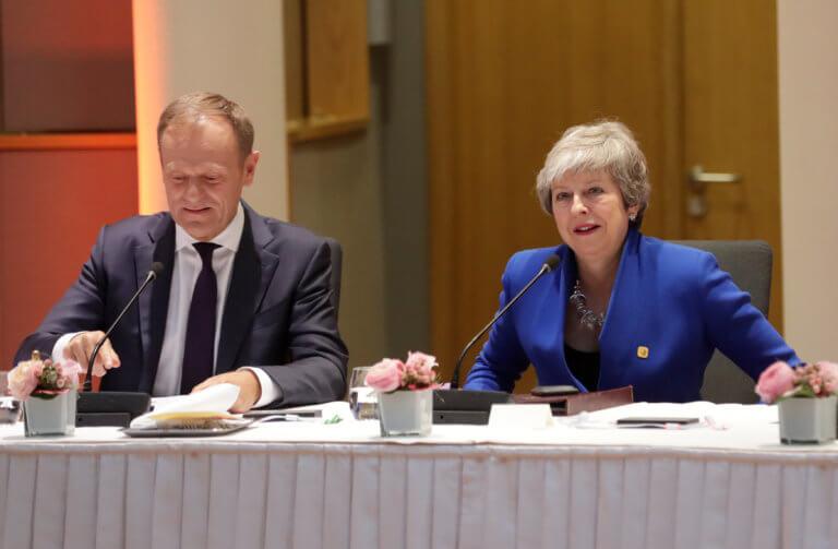Σύνοδος Κορυφής: Αποφάσισαν για το Brexit ότι… θα πάρουν αποφάσεις χωρίς την Μέι