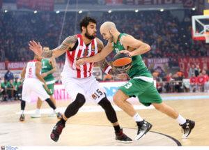 Euroleague: Αποκλείστηκε ο Ολυμπιακός! Με Ρεάλ Μαδρίτης ο Παναθηναϊκός