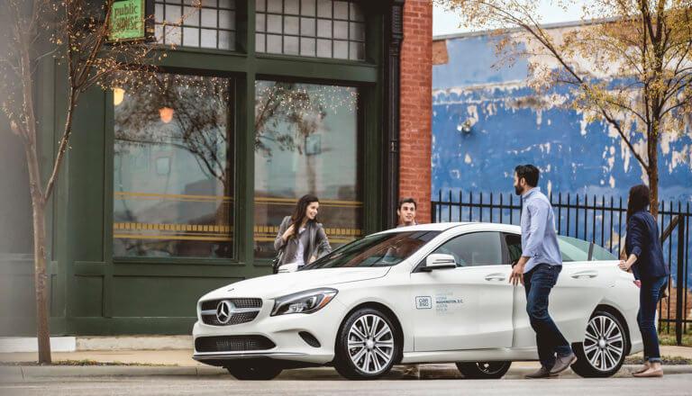 Έκλεψαν 100 κοινόχρηστες Mercedes-Benz από υπηρεσία carsharing!