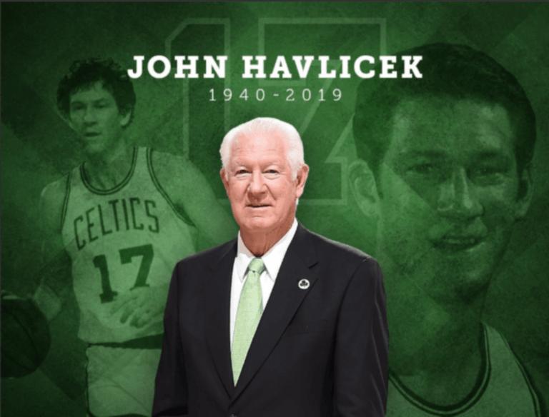 Θρήνος στο παγκόσμιο μπάσκετ! Πέθανε ο Τζον Χάβλιτσεκ