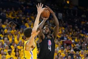 """NBA: """"Βόμβα"""" στα πλέι οφ! Μυθική ανατροπή από Κλίπερς απέναντι στους Γουόριορς"""