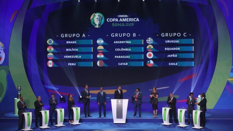 Στην ΕΡΤ το Copa America! Πότε είναι τα ματς