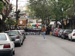 Διαδήλωση αντιεξουσιαστών κατά του Makedonian Pride