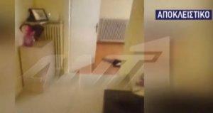 Θεσσαλονίκη: Η αμίμητη ατάκα του ατζαμή διαρρήκτη όταν έγινε τσακωτός από τον ιδιοκτήτη του σπιτιού – video