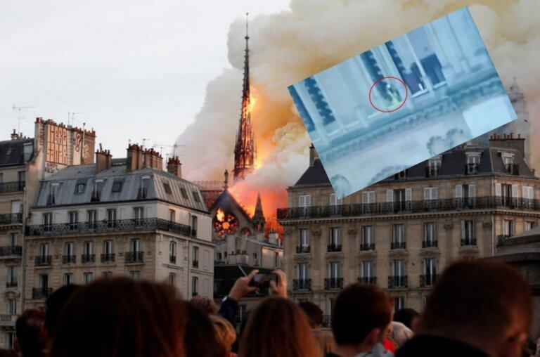 Παναγία των Παρισίων: Οι θεωρίες συνωμοσίας εξαπλώνονται πιο γρήγορα κι από τις φλόγες!