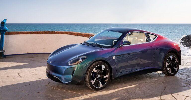 Κινέζικο ηλεκτρικό sportscar με άρωμα… Porsche!