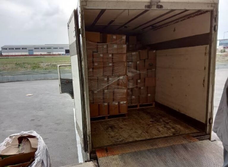 ΕΦΕΤ: Κατασχέθηκαν 7,7 τόνοι διάφορων ακατάλληλων τροφίμων