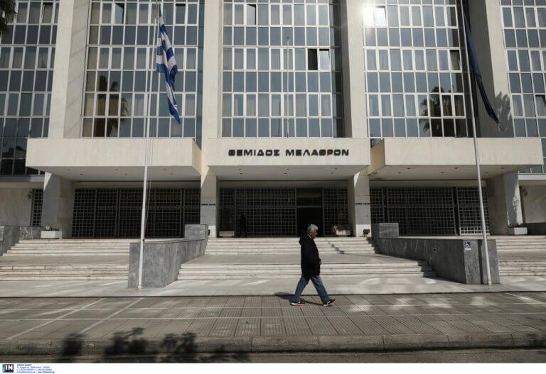 Ντου αντιεξουσιαστών στο Εφετείο της Αθήνας!