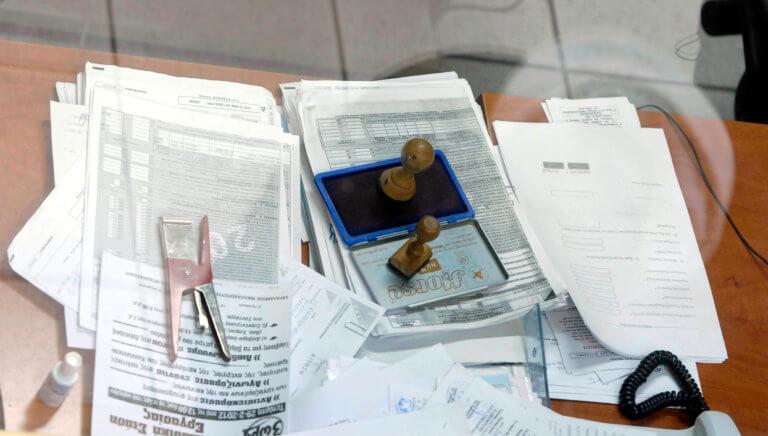 Παράταση έως 6 Μαΐου σε προθεσμίες για φορολογούμενους