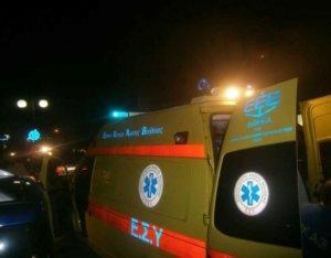 Κρήτη: Σοβαρό τροχαίο στο Ρέθυμνο – Ένας νεκρός