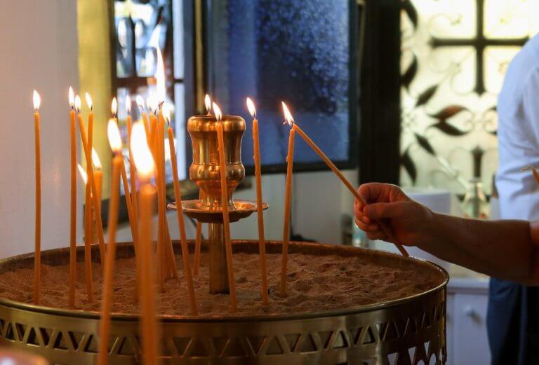 Πέλλα: Ληστεία με μαχαίρι σε μοναστήρι! Συνελήφθη ο δράστης