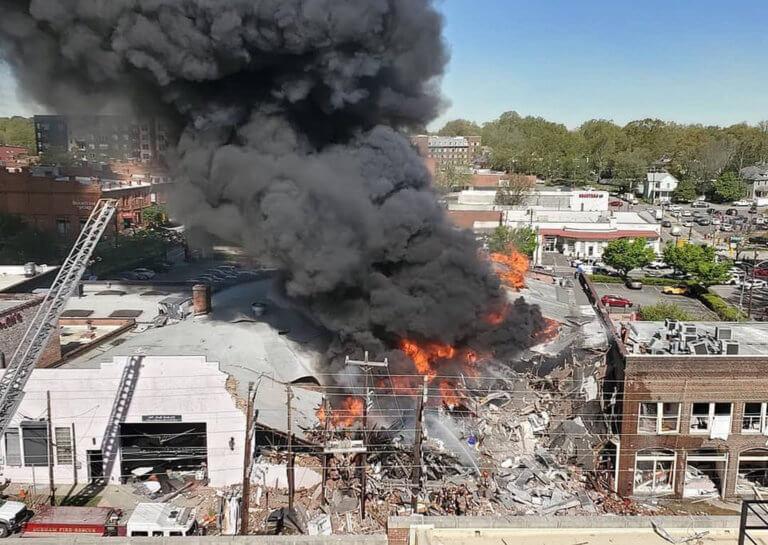 Βόρεια Καρολίνα: Έκρηξη σε αγωγό φυσικού αερίου! Ένας νεκρός