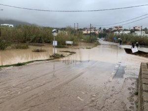 """Καιρός: """"Να κηρυχθεί ο Δήμος Ιεράπετρας σε κατάσταση έκτακτης ανάγκης"""""""