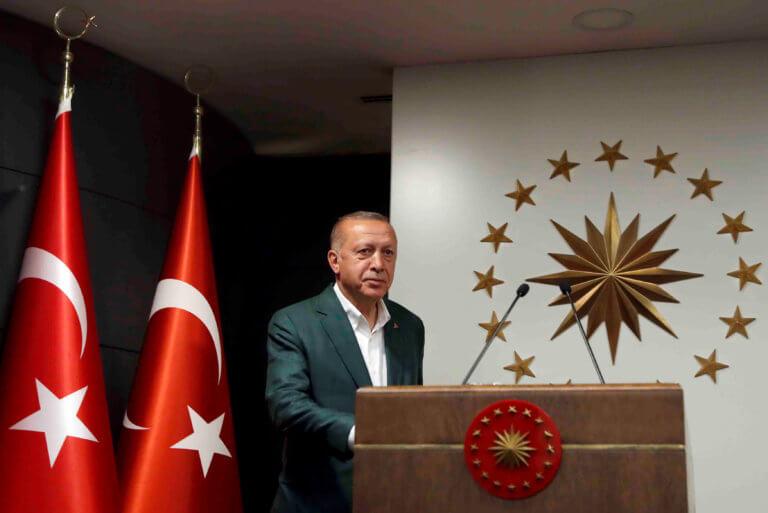 Τουρκία – Εκλογές: Ετοιμάζει μπαράζ ενστάσεων ο Ερντογάν σε Άγκυρα και Κωνσταντινούπολη