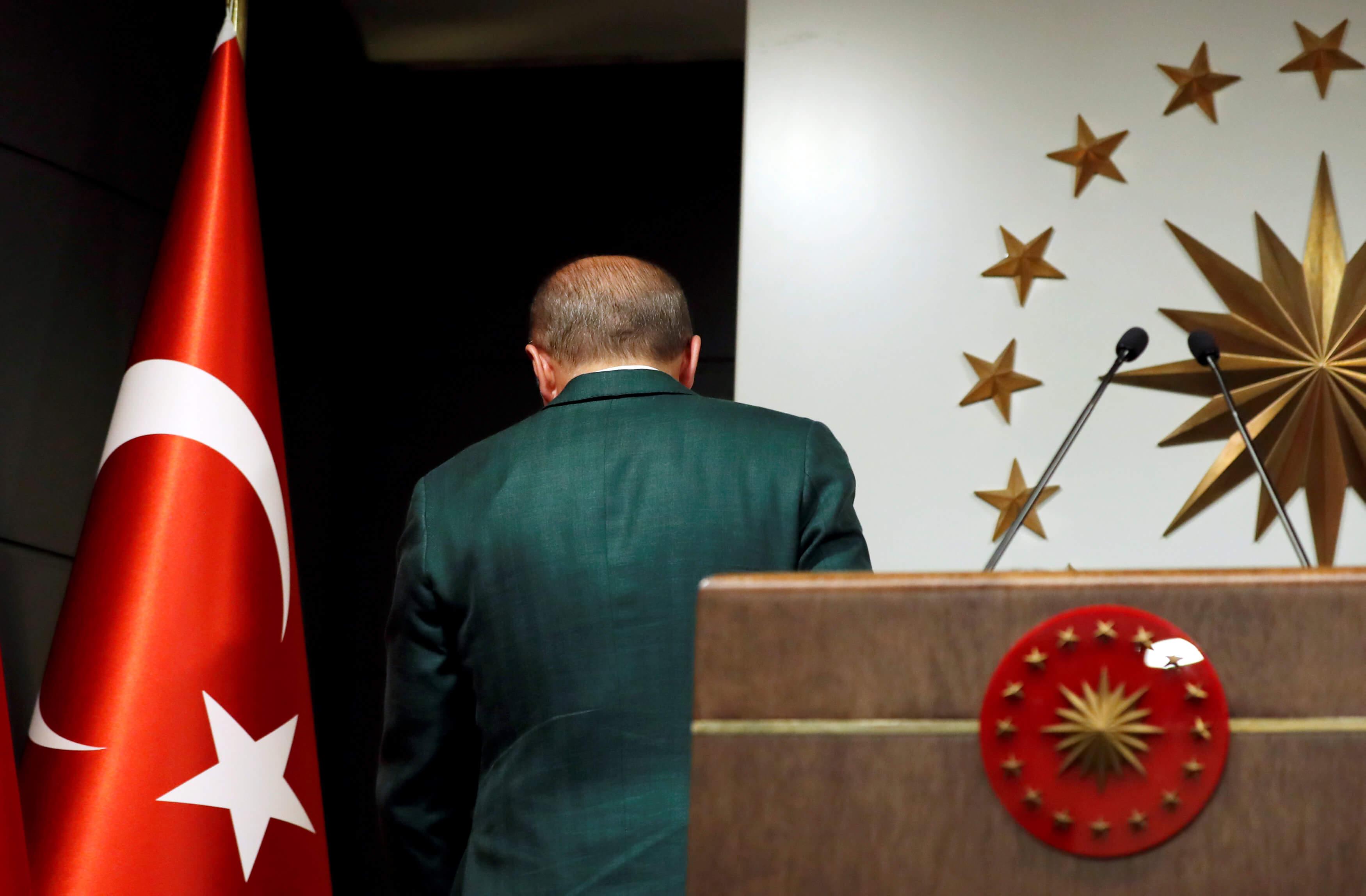 """Τουρκία – Εκλογές: Αδιανόητο θρίλερ στην Κωνσταντινούπολη! """"Χαστούκι"""" στον Ερντογάν"""
