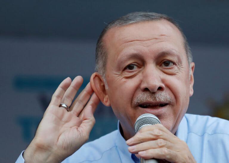 Ερντογάν: Η ΕΕ μας χρειάζεται περισσότερο απ' όσο την χρειαζόμαστε εμείς