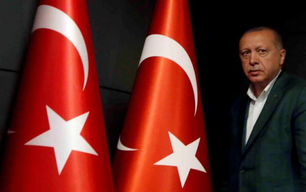 Ερντογάν: Η πρώτη του ήττα