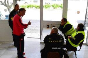 Εκλογές με… σεκιούριτι στο Εργατικό Κέντρο Ναυπλίου μετά τα επεισόδια
