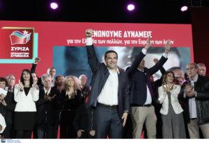 ευρωεκλογές ΣΥΡΙΖΑ