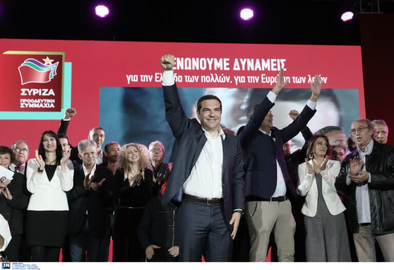 """Ευρωεκλογές 2019: Ιδού η """"dream team"""" του ΣΥΡΙΖΑ! video, pics"""
