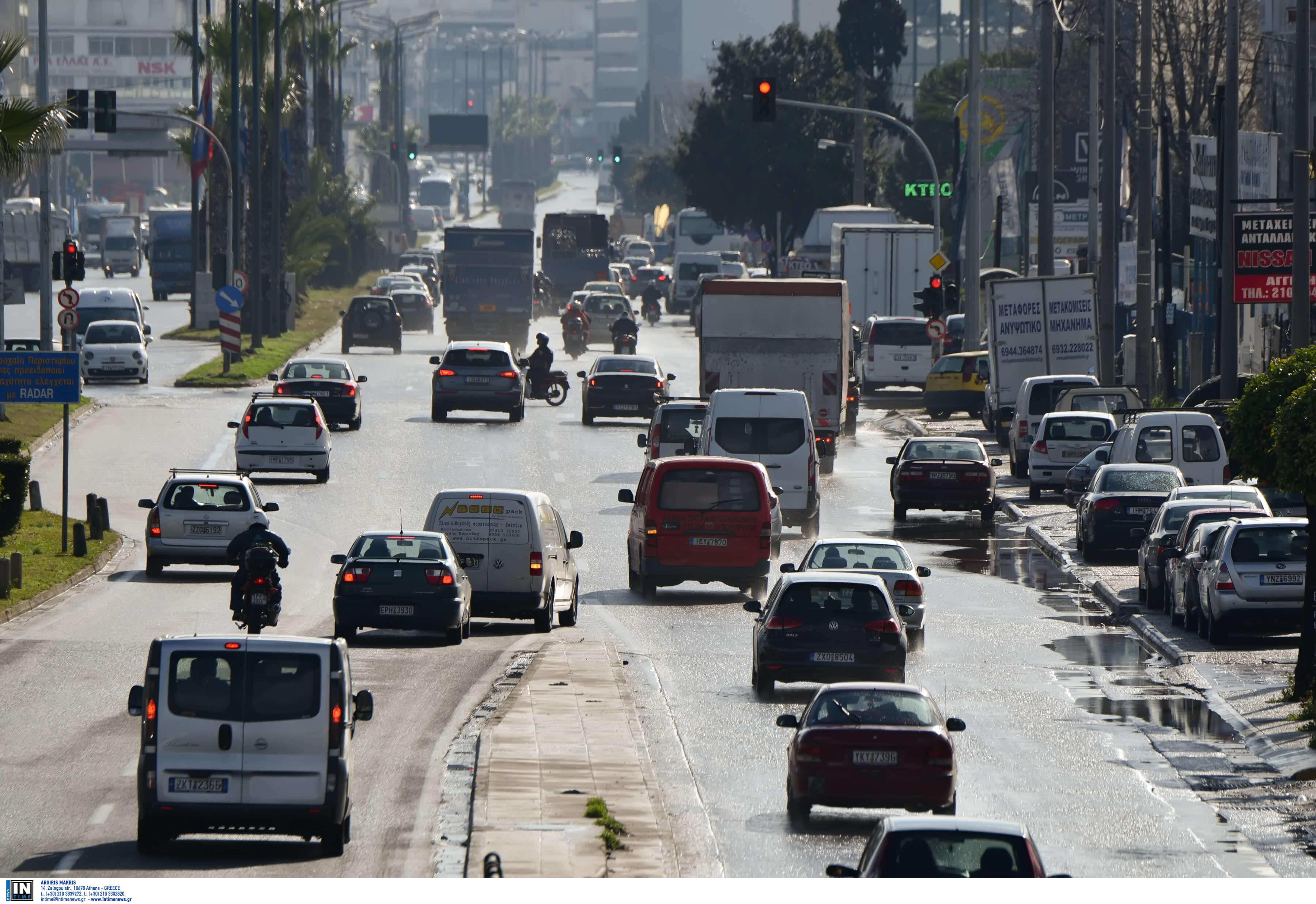 Πάσχα 2019: Συνεχίζεται η έξοδος των εκδρομέων – 133.592 αυτοκίνητα έφυγαν από την Αθήνα