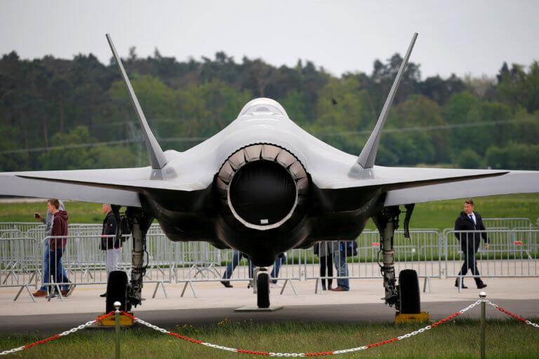 """Είναι επίσημο: Οι ΗΠΑ """"τελείωσαν"""" την Τουρκία από το πρόγραμμα των F-35"""