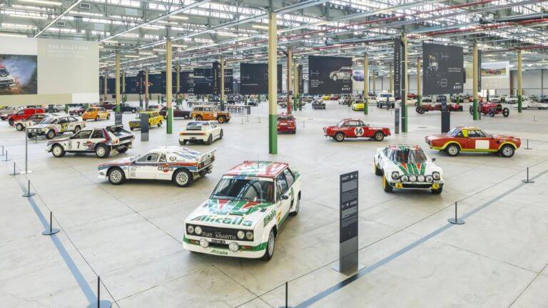 Μέγκα-μουσείο για τους φίλους των FIAT, Lancia, Abarth και Alfa Romeo [vids]