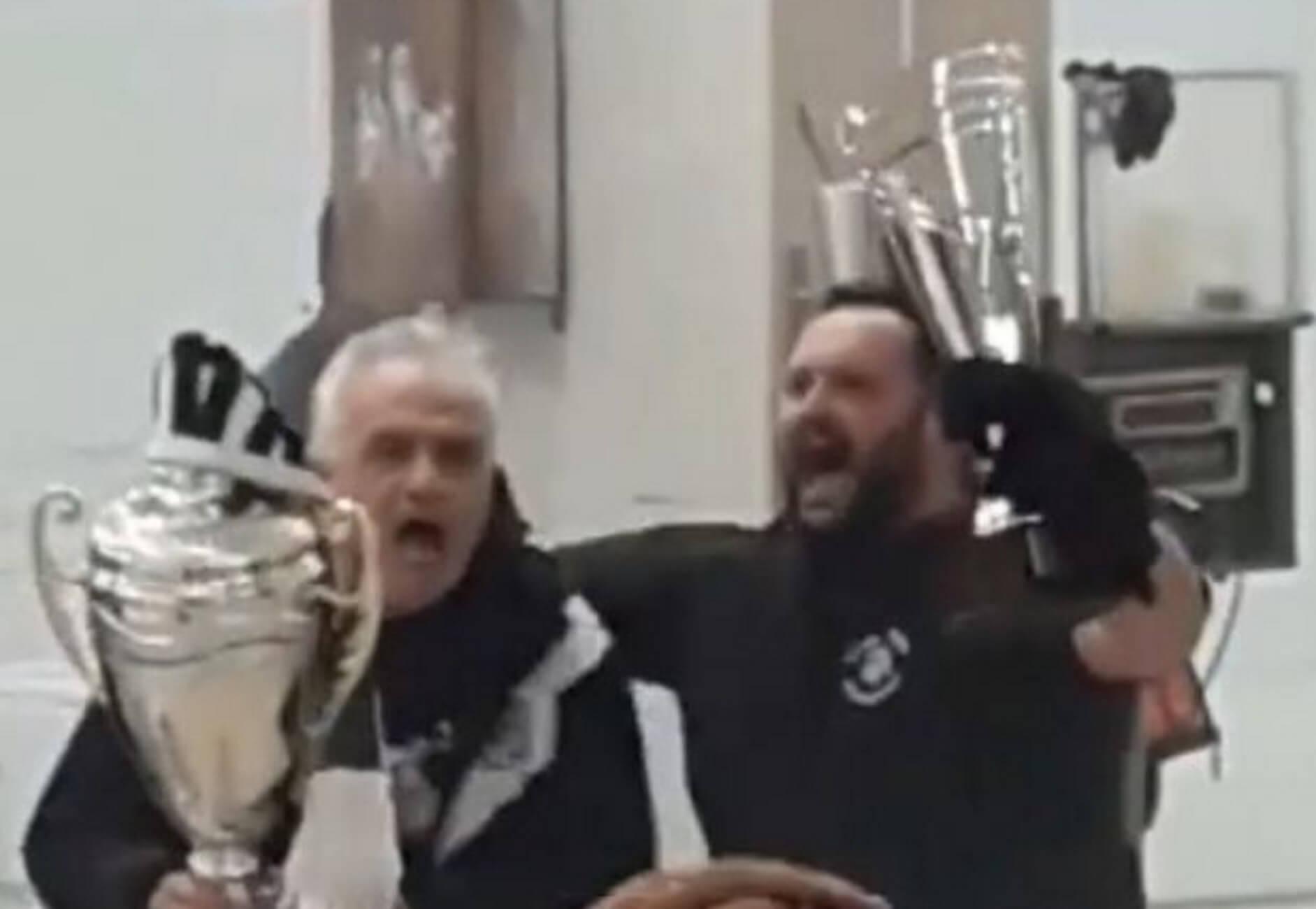 Θεσσαλονίκη: Δεν μπορούν να περιμένουν – Φιέστα για τον ΠΑΟΚ στην ιχθυόσκαλα της Νέας Μηχανιώνας – video