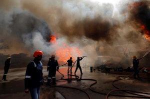 Νεκροί 26 πυροσβέστες από πυρκαγιά στην Κίνα – Η αλλαγή του αέρα προκάλεσε την τραγωδία