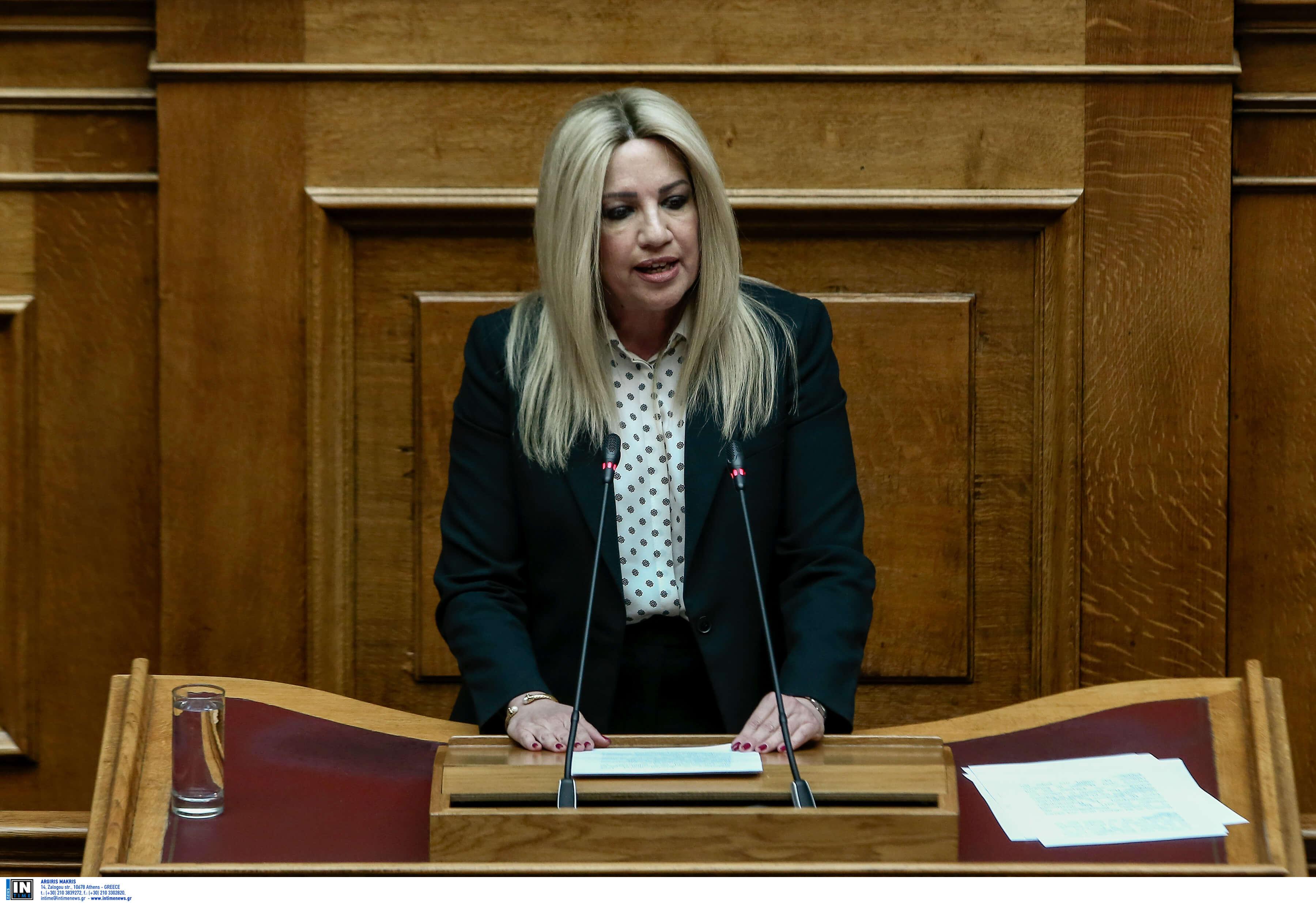 Στηρίζει Λοβέρδο η Γεννηματά: Έχει δώσει αποστομωτικές απαντήσεις - Θα λάμψει η αλήθεια όπως στο «βρώμικο '89»