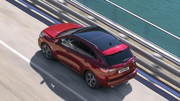 Αυτό είναι το νέο Ford Kuga που θα κυκλοφορήσει και υβριδική έκδοση! [pics]