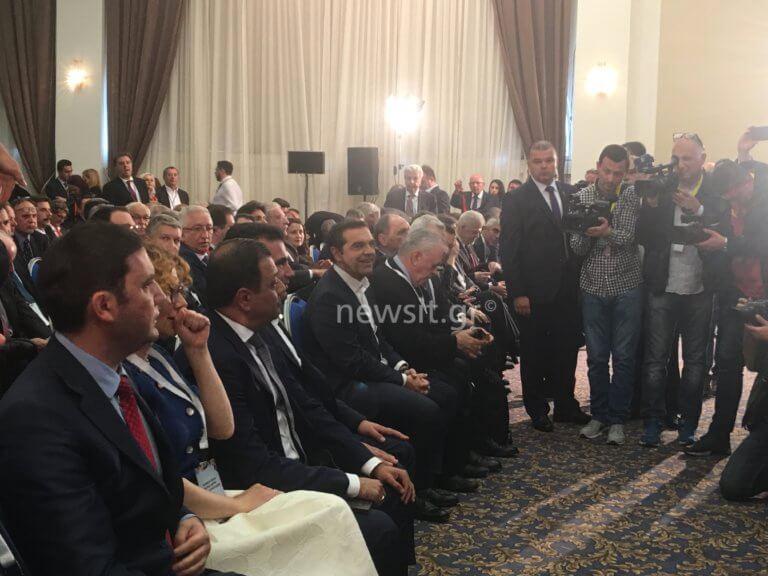 Τσίπρας στα Σκόπια: Λεπτό προς λεπτό η ιστορική επίσκεψη του πρωθυπουργού