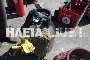 Πύργος: Αναστάτωση από φωτιά σε σούπερ μάρκετ – Κανένας τραυματισμός στο σημείο!