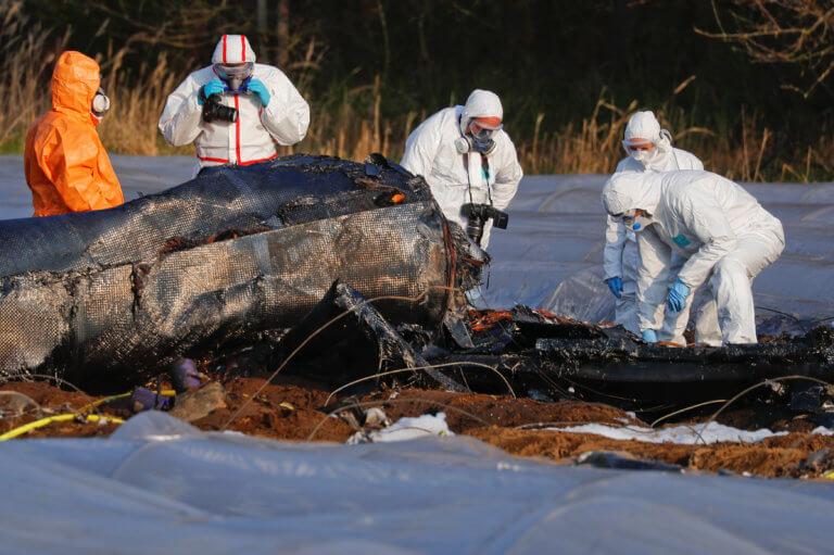 Νεκρή σε αεροπορικό δυστύχημα μια από τις πλουσιότερες γυναίκες στη Ρωσία
