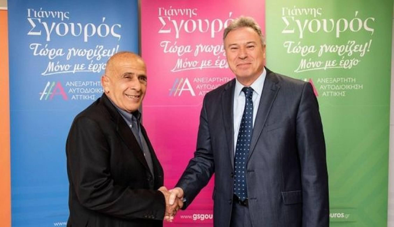 Εκλογές 2019: Υποψήφιος στην Περιφέρεια Αττικής ο Πέτρος Γαλακτόπουλος