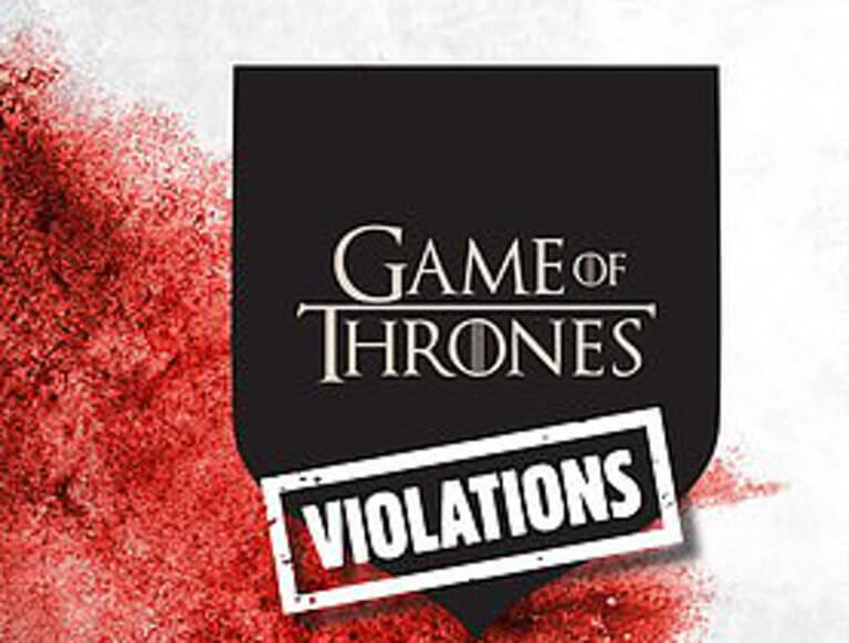 Game of Thrones: Πόρισμα του…. Ερυθρού Σταυρού για το ποιος είναι ο πιο αιμοσταγής χαρακτήρας!
