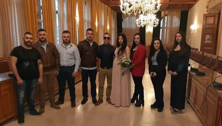 Κρήτη: Παντρεύτηκε ο Γιώργος που έγινε γνωστός από ένα απίθανο τροχαίο – Οι στιγμές ευτυχίας του ζευγαριού [pics]
